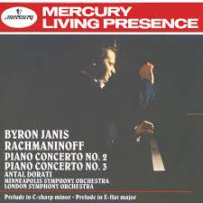<b>Rachmaninov</b>: Piano Concertos Nos.2 & 3; Prelude in E flat etc. by ...
