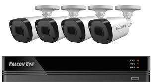 <b>Комплект видеонаблюдения Falcon</b> Eye FE-104MHD KIT ДАЧА ...
