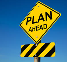 Image result for plan in advance