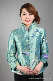 <b>Chinese</b>-<b>Traditional</b>-<b>Jacket</b>-<b>women</b>-s-silk-satin-embroidery-Coat-Sz ...
