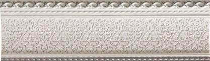 <b>Керамический бордюр Azulev</b> Delice List Reposo Blanco 9х29 см ...