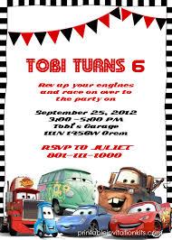 Personalised Disney Cars Kids Birthday Age <b>Name Greetings</b> Card