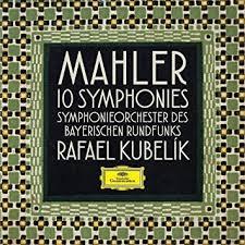 <b>Rafael Kubelik</b> - <b>Mahler</b> 10 Symphonies [10CD+Bru-ray Audio ...