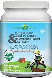 Amazing Grass, The <b>Amazing Trio</b>, <b>Barley Grass</b>, Wheat Grass ...