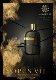 <b>Amouage</b> - The <b>Library Collection</b> - <b>Opus</b> VII EDP