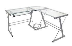 glass computer desk ikea glass corner computer desk black ikea glass top desk