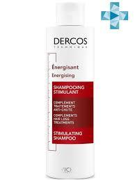 DERCOS Тонизирующий <b>шампунь против выпадения волос</b>, 200 ...