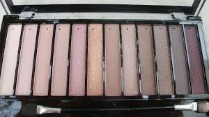 makeup revolution iconic 3 redemption eye shadow palette 7