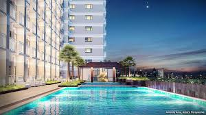 designed with floor to ceiling windows allowing natural light to fill the spaces and affording one panoramic views of the makatis dazzling city sights allowing natural light fill