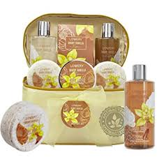 Bath and Body Gift Basket For Women & Men – Warm ... - Amazon.com