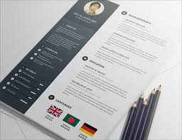 best free resume  cv  templates in ai  indesign  amp  psd formatsfree psd resume template