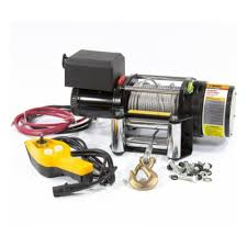<b>Лебедка</b> автомобильная <b>электрическая LB</b>- <b>2000</b>, 2,2 т, 3,2 кВт ...