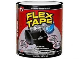 Купить <b>Лента As Seen On</b> TV Flex Tape Black по низкой цене в ...