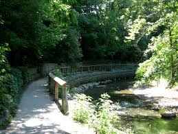 eatonville toronto neighbourhood walks project a nice place to spend some time enjoy the shady riverside and feed the ducks although i hear being fed b is actually really bad for them