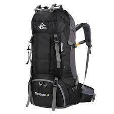 MoneRffi <b>60L</b> Waterproof Climbing Hiking Backpack Rain Cover ...