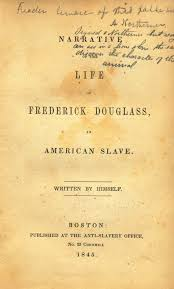 of the life of frederick douglass essay narrative of the life of frederick douglass essay