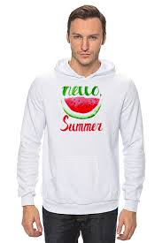 Толстовка Wearcraft Premium унисекс <b>Hello summer</b> #2210785 от ...