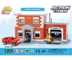 Игровой набор-<b>конструктор Cobi Engine 13</b> Fire Station