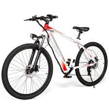 <b>Samebike SH26</b> High Carbon Steel <b>Mountain Electric</b> Bicycle ...