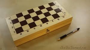 <b>Настольная игра Шахматы</b> средние - купить, правила, цена ...