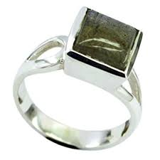 Jewelryonclick Real Labradorite Promise Rings <b>925 Sterling</b> Silver ...