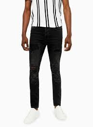 <b>Men's Ripped Jeans</b> | Black & <b>Denim Ripped Jeans</b> | Topman