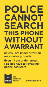 can the police search my phone iphone 6 samsung galaxy s4 and s5 nexus 5 htc one