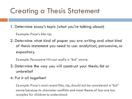 easy steps to a great thesis source a writers reference by