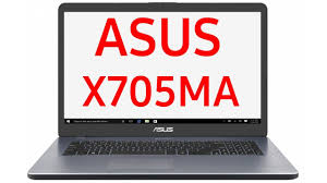 <b>Ноутбук Asus X705MA</b> (BX041, BX041T, BX012, BX012T, <b>BX014</b> ...