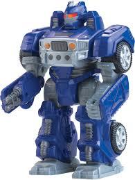 <b>Happy</b> Kid <b>Робот</b>-<b>трансформер</b> цвет синий — купить в интернет ...