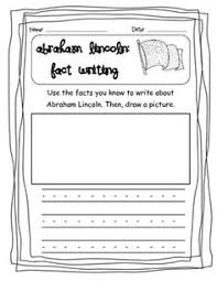 images about lincoln on pinterest   abraham lincoln  vampire    abraham lincoln ccss fact and opinion lesson and writing extension