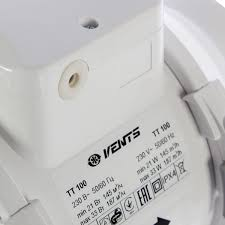 <b>Вентилятор канальный Вентс 100</b> ТТ D100 мм 33 Вт в Москве ...