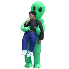 <b>inflatable</b> toy <b>costume</b> carnival party fancy et <b>aliens</b> clothing for ...