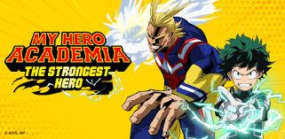 <b>My Hero Academia</b>: The Strongest Hero Anime RPG - Apps on ...
