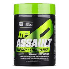 MUSCLEPHARM <b>ASSAULT</b> (<b>ENERGY</b>+ENDURANCE), 333g ...