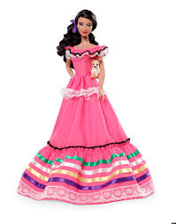 mexico barbie from dolls of the world collection generates backlash photos the huffington post barbie doll