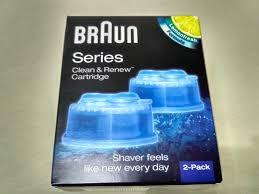 Обзор от покупателя на <b>Картридж для бритвы</b> Braun CCR 2 (6 ...