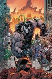 City Of <b>Bane</b>-centric BATMAN #75 returns with new <b>printing</b>