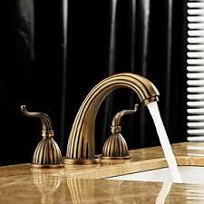 <b>Antique Brass</b>, <b>Bathroom Sink</b> Faucets, Search LightInTheBox