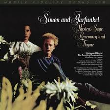 <b>Simon</b> and <b>Garfunkel</b> - <b>Parsley</b>, Sage, Rosemary and Thyme 180g LP