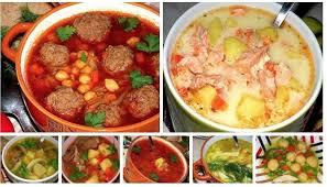 Топ-10 вкусных и не калорийных супов   ВКонтакте