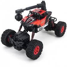 <b>Радиоуправляемый</b> краулер-амфибия <b>Crazon</b> Red Crawler 4WD c ...