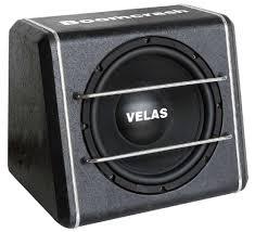 <b>Velas</b> Boomcrash V-10   Купить Закрытые сабвуферы в магазине ...