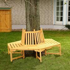 <b>Round Tree Bench</b> - Albert