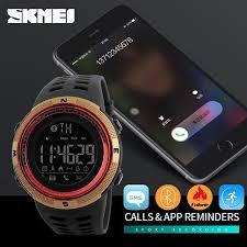 <b>SKMEI Men Smart</b> Watch Pedometer Calories Clocks Waterproof ...