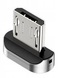 Магнитный адаптер <b>Baseus</b> Zinc Magnetic <b>adapter for</b> MicroUSB ...