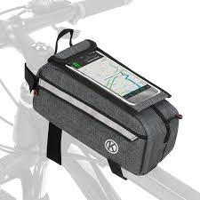 B-soul Portable Waterproof Cycling <b>Bicycle Bike</b> Head <b>Tube</b> ...