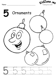 Math Activity WorksheetsChristmas Graphing. counting worksheets