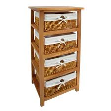 white storage unit wicker: wicker storage basket ideas to make your room more organized wooden storage rack with oak