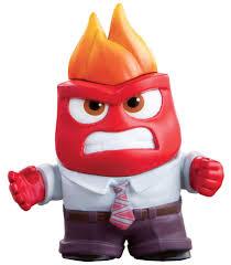 Купить фигурка героев мультфильма Головоломка Гнев <b>INSIDE</b> ...